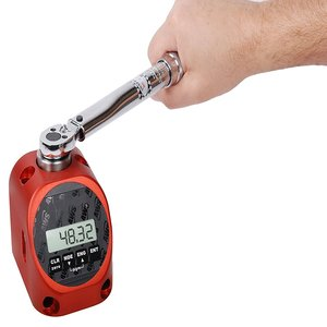 Checkline TT-QC-250f-1/2 Digital Torque Wrench Tester for Quick Tool Verification