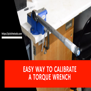 calibrate a torque wrench