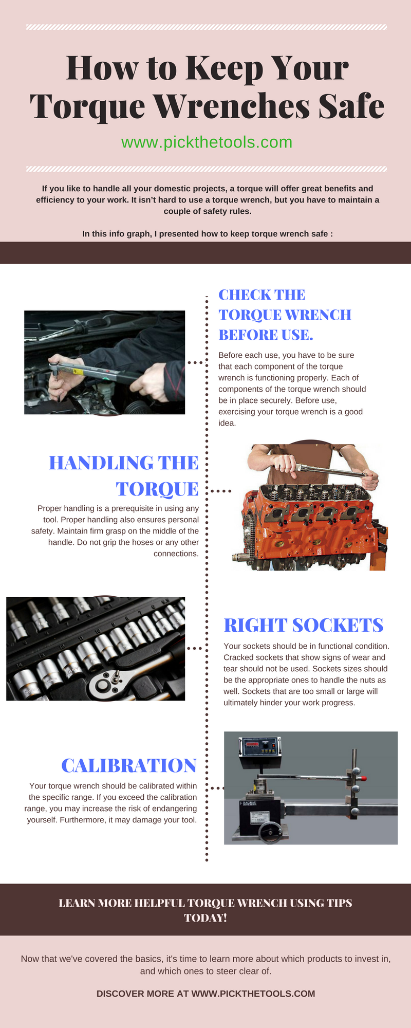 Keep your torque wrench safe