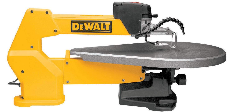 Dewalt DW788 best Scroll Saw Reviews