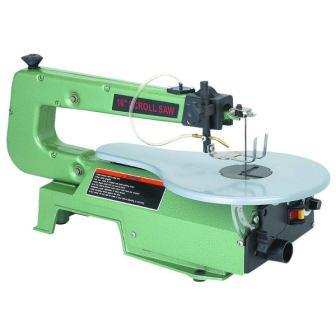 HF Tools Variable Speed Scroll Saw Review