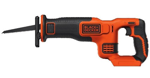 BLACK+DECKER BDCR20B 20V Max Lithium Bare Reciprocating Saw Reviews