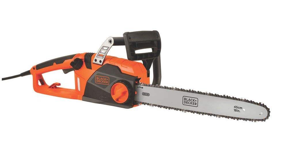 BLACK+DECKER CS1518 15amp 18 Corded Chainsaw