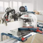 Bosch 10-Inch 15-Amp Dual Bevel Axial-Glide Compact Miter Saw, CM10GD