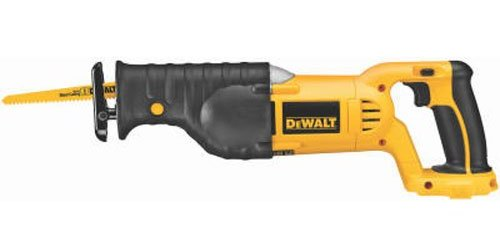 DEWALT Bare-Tool DC385B 18-Volt Cordless Reciprocating Saw reviews