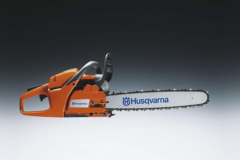 Husqvarna 455 Rancher Gas-Powered Chain Saw