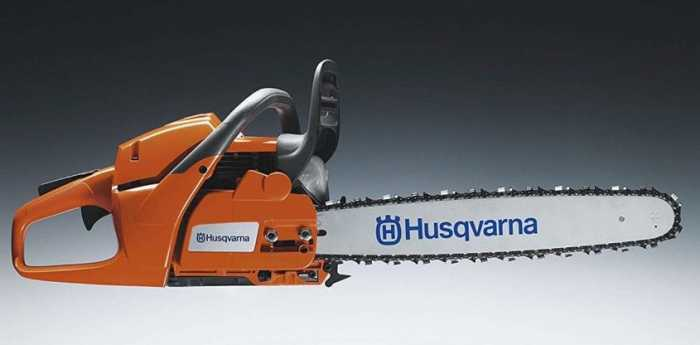 Husqvarna-455-Rancher-Gas-Powered-Chain-Saw