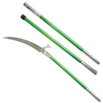 Jameson LS-6PKG-6 LS-Series Landscaper Pole Saw Kit with 3 Poles