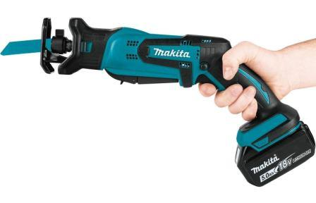 Makita XRJ01T 5.0 Ah 18V LXT Lithium-Ion Cordless Compact Reciprocating Saw Kit Reviews
