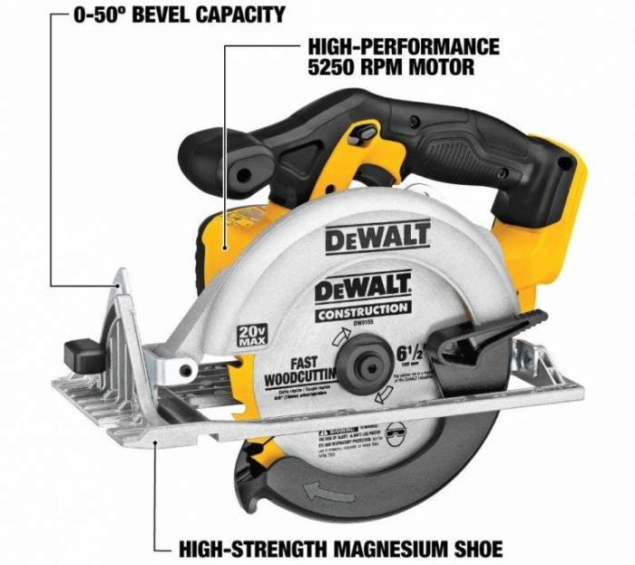 DEWALT-DCS391B-20-Volt-MAX-Li-Ion-Circular-Saw