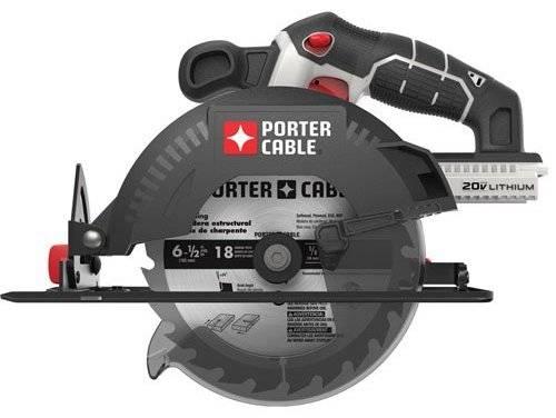 PORTER-CABLE-PCC660B-20V-Max-Lithium-Bare-6-12-Inch-Circular-Saw