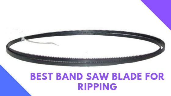 Best Band Saw Blade for Ripping
