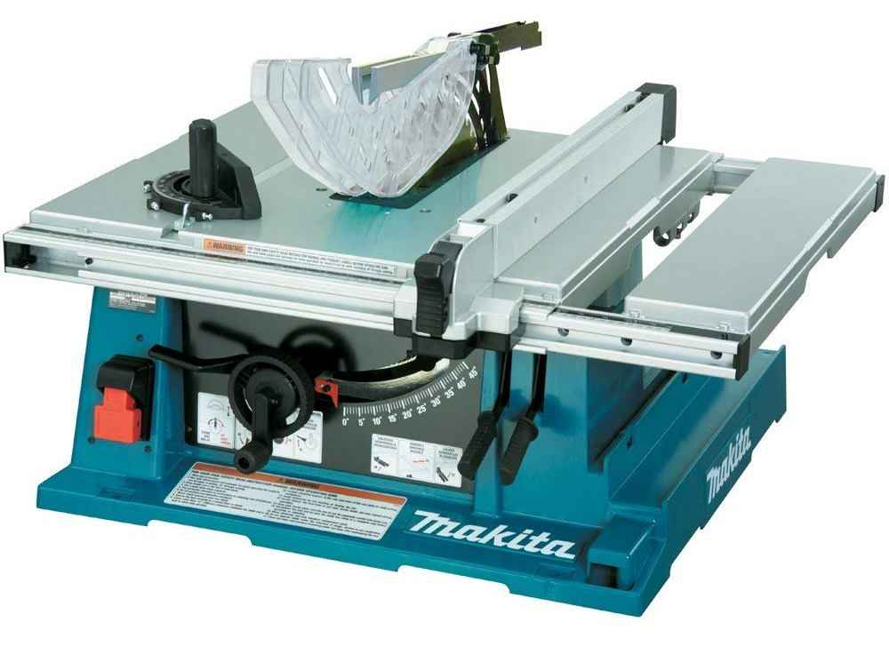 Makita 2705- The Best Contractor Table Saw__1
