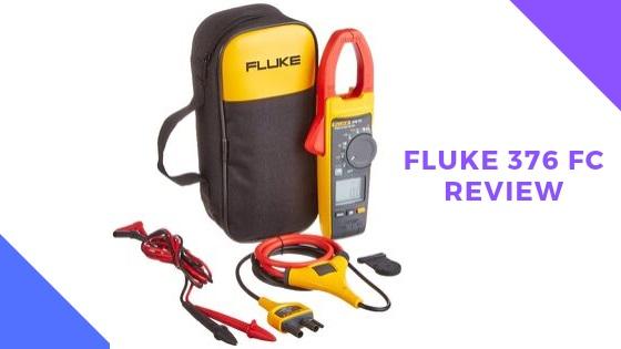 Fluke 376 FC Review