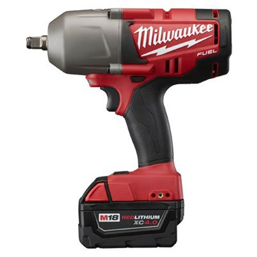 Milwaukee 2763 Best Cordless Impact Wrench for Changing Tires
