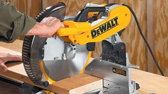 Dewalt dw716 review