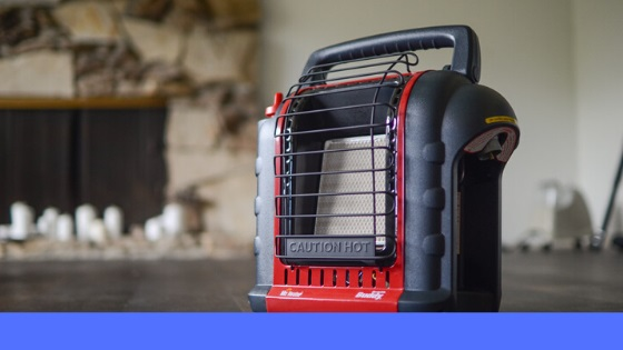 safety measures of propane garage heaters